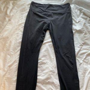 High-waisted Altheta long leggings